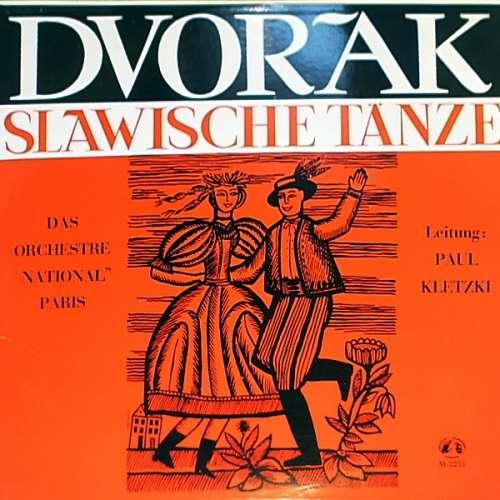 Bild Dvořak* - L'Orchestre National De La R.T.F.*, Paul Kletzki - Slawische Tänze (LP, Album) Schallplatten Ankauf