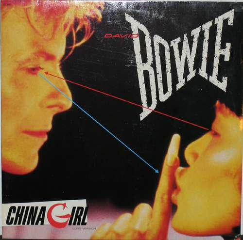 Cover David Bowie - China Girl (Long Version) (12, Single) Schallplatten Ankauf