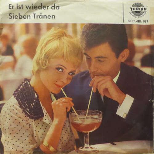 Cover Anne Gray / Charlotte Marian - Er Ist Wieder Da / Sieben Tränen (7, Single) Schallplatten Ankauf
