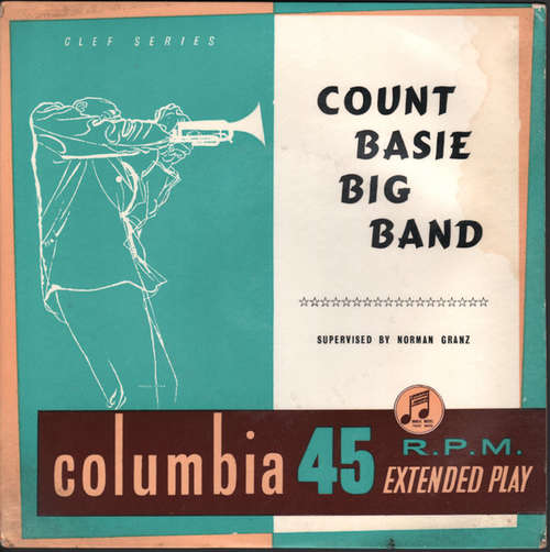 Bild Count Basie Big Band - Count Basie Big Band Supervised By Norman Granz (7, EP) Schallplatten Ankauf