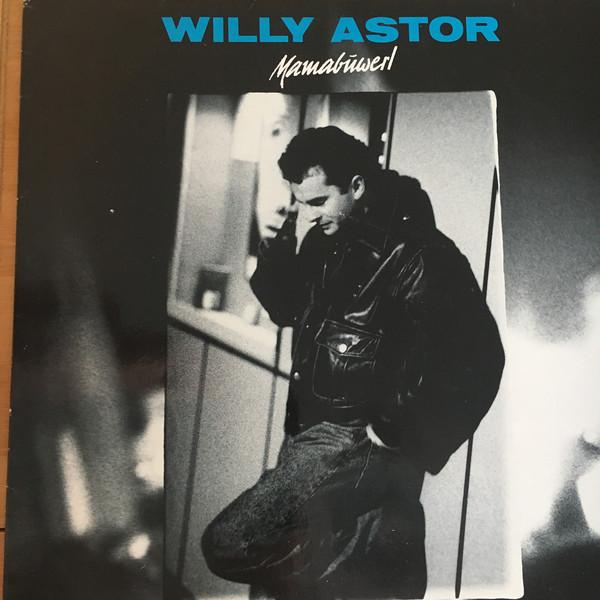 Bild Willy Astor - Mamabuwerl (LP, Album) Schallplatten Ankauf