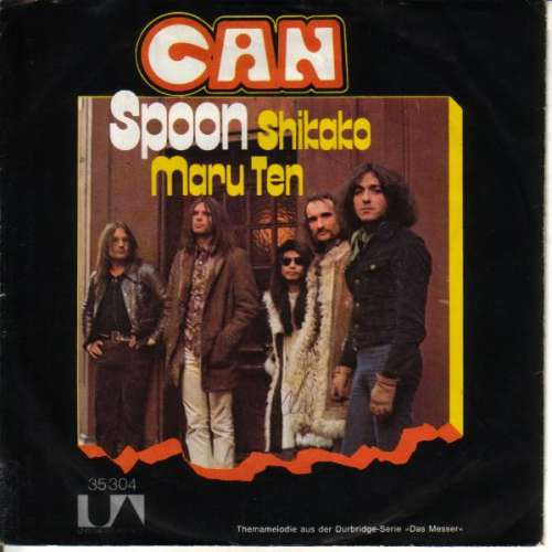 Bild Can - Spoon (7, Single) Schallplatten Ankauf