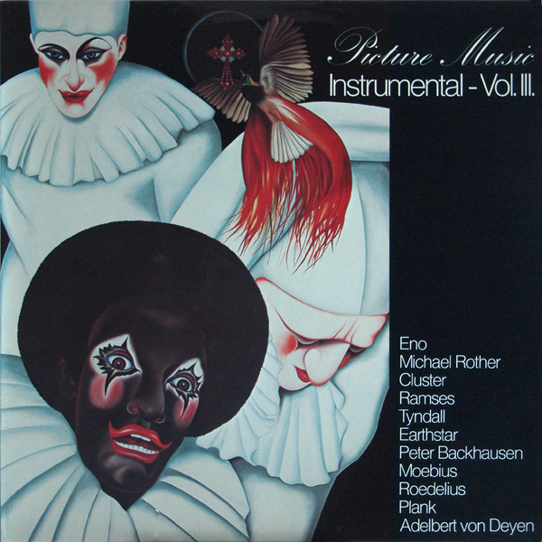Cover Various - Picture Music Instrumental, Vol. III (LP, Comp) Schallplatten Ankauf