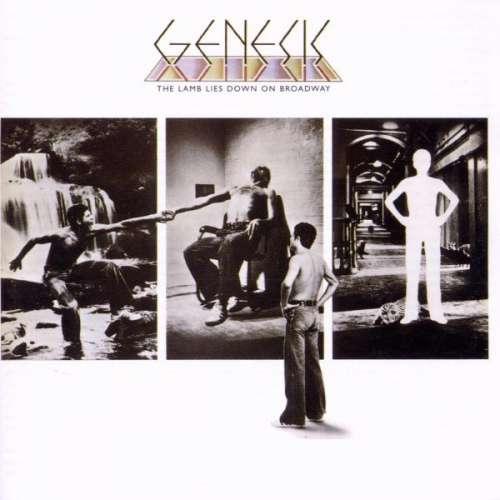 Bild Genesis - The Lamb Lies Down On Broadway (2xLP, Album, RE, RP, Gat) Schallplatten Ankauf