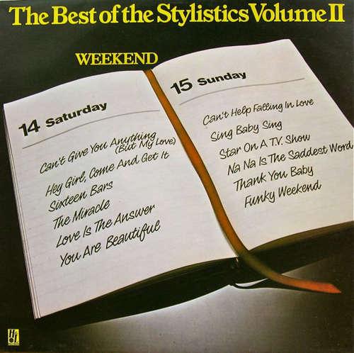 Bild The Stylistics - The Best Of The Stylistics Volume II - Weekend (LP, Comp) Schallplatten Ankauf