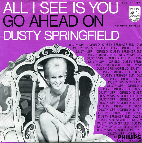 Bild Dusty Springfield - All I See Is You (7) Schallplatten Ankauf