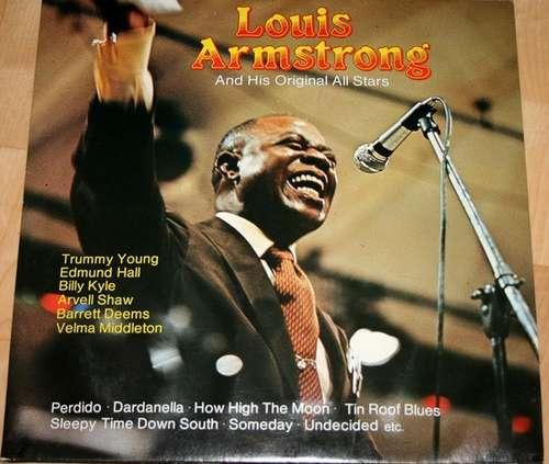 Bild Louis Armstrong And His Original All Stars* - An Evening With Louis Armstrong And His All Stars In Concert At The Pasadena Civic Auditorium (2xLP, Club) Schallplatten Ankauf
