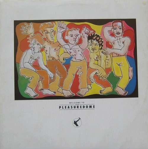 Bild Frankie Goes To Hollywood - Welcome To The Pleasuredome (2xLP, Album) Schallplatten Ankauf