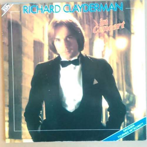 Cover zu Richard Clayderman - In Concert (2xLP, Album, Gat) Schallplatten Ankauf