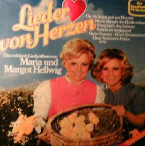 Bild Maria Und Margot Hellwig* - Lieder Von Herzen (LP, Album) Schallplatten Ankauf