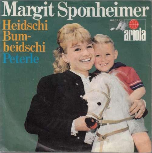 Bild Margit Sponheimer - Heidschi Bumbeidschi / Peterle (7, Single) Schallplatten Ankauf