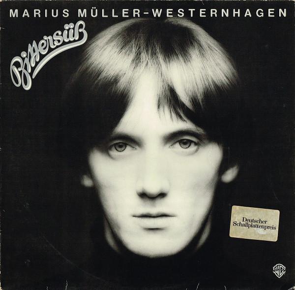 Bild Marius Müller-Westernhagen - Bittersüß (LP, Album) Schallplatten Ankauf
