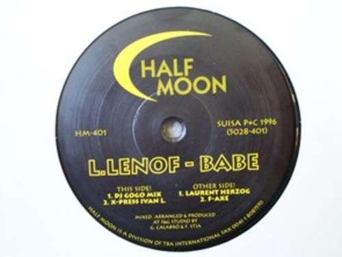 Bild L. Lenof - Babe (12) Schallplatten Ankauf
