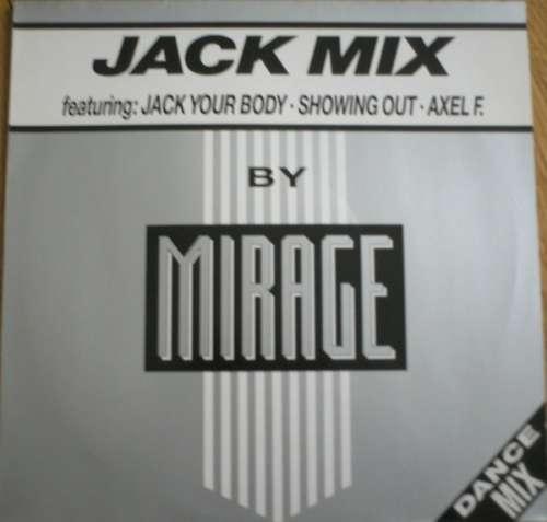 Bild Mirage (12) - Jack Mix (12) Schallplatten Ankauf