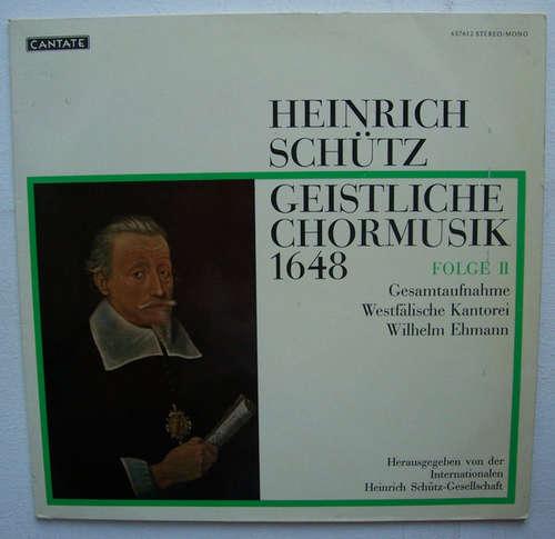 Bild Wilhelm Ehmann, Westfälische Kantorei - Geistliche Chormusik 1648 (3xLP) Schallplatten Ankauf