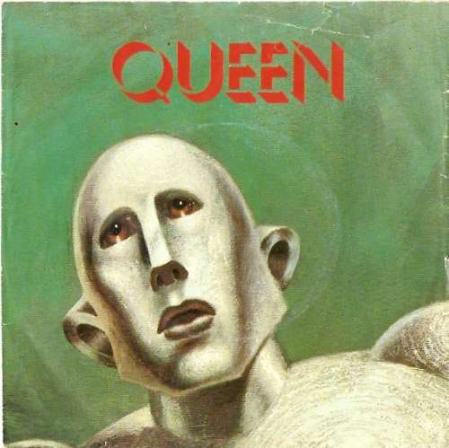 Cover Queen - We Are The Champions /  We Will Rock You (7, Single) Schallplatten Ankauf