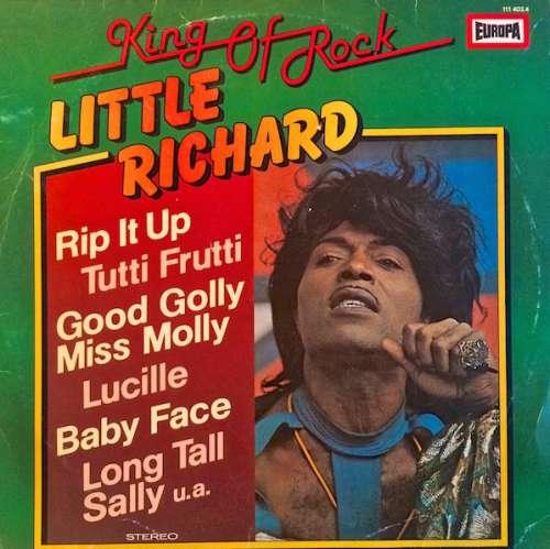 Bild Little Richard - King Of Rock (LP, Comp) Schallplatten Ankauf
