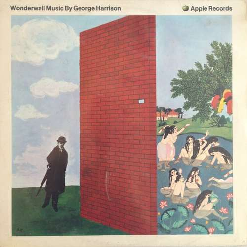 Bild George Harrison - Wonderwall Music (LP, Album) Schallplatten Ankauf