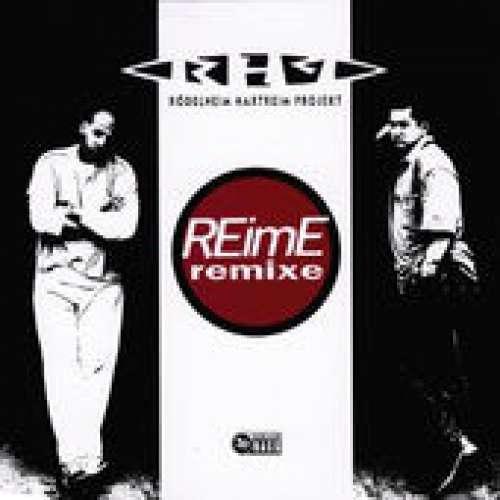 Cover Rödelheim Hartreim Projekt - REimE Remixe (12, Single) Schallplatten Ankauf