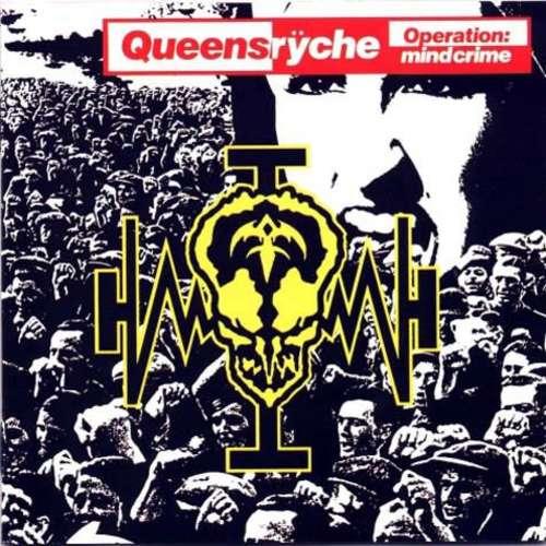Cover Queensrÿche - Operation: Mindcrime (LP, Album) Schallplatten Ankauf