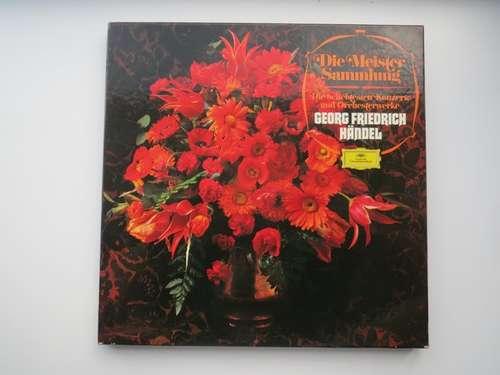 Bild Georg Friedrich Händel - Die Beliebtesten Konzerte Und Orchesterwerke (6xLP + Box) Schallplatten Ankauf