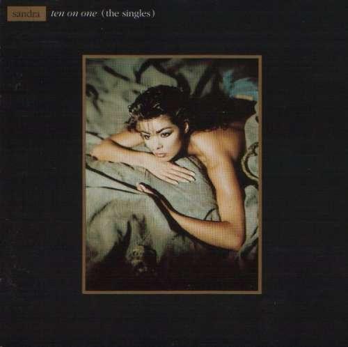 Cover zu Sandra - Ten On One (The Singles) (CD, Comp) Schallplatten Ankauf