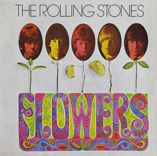 Cover The Rolling Stones - Flowers (LP, Comp, RE) Schallplatten Ankauf
