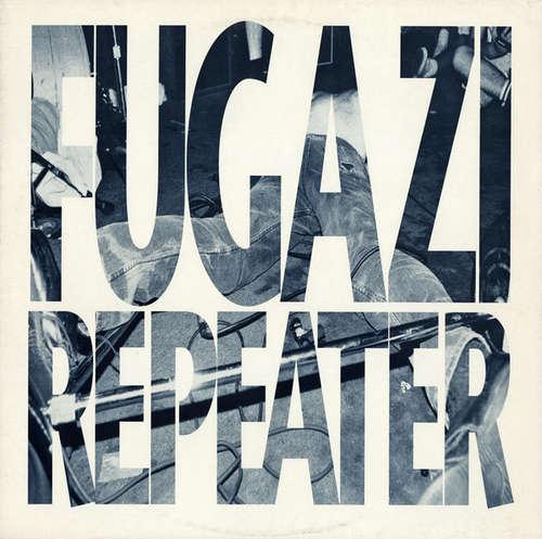 Cover Fugazi - Repeater (LP, Album) Schallplatten Ankauf