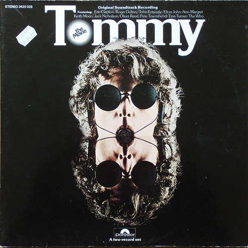 Cover zu Various - Tommy (Original Soundtrack Recording) (2xLP, Album, RP) Schallplatten Ankauf