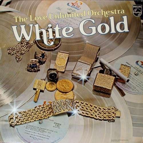 Cover zu The Love Unlimited Orchestra* - White Gold (LP, Album) Schallplatten Ankauf