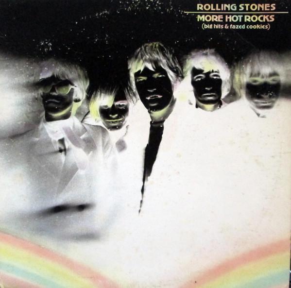 Cover Rolling Stones* - More Hot Rocks (Big Hits & Fazed Cookies) (2xLP, Comp, Bes) Schallplatten Ankauf