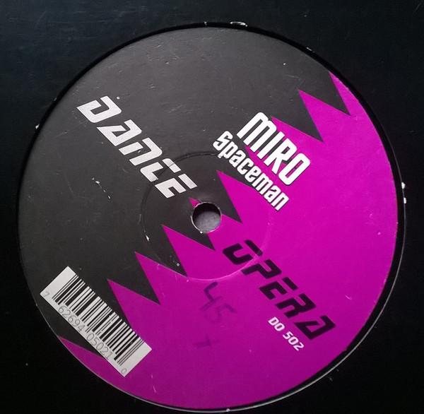 Bild Miro (2) - Spaceman (12, RE) Schallplatten Ankauf
