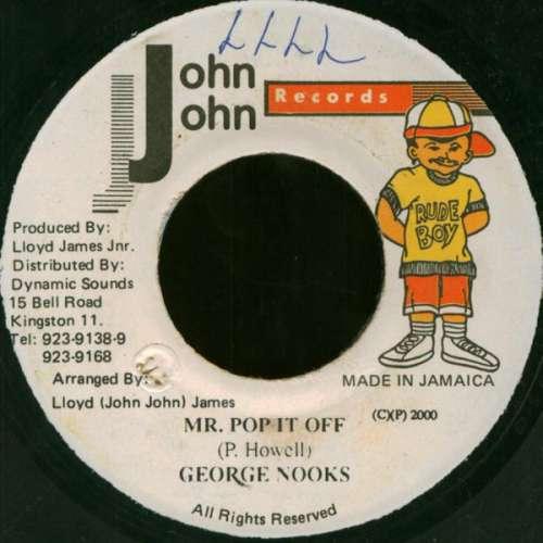 Bild George Nooks - Mr. Pop It Off (7) Schallplatten Ankauf