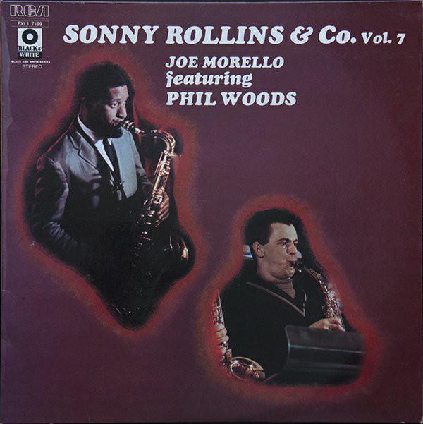 Bild Sonny Rollins & Co. - Vol. 7 Joe Morello Featuring Phil Woods (LP, Comp) Schallplatten Ankauf