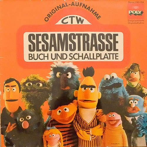 Cover Sesamstrasse - Sesamstrasse Buch Und Schallplatte (LP, Boo) Schallplatten Ankauf