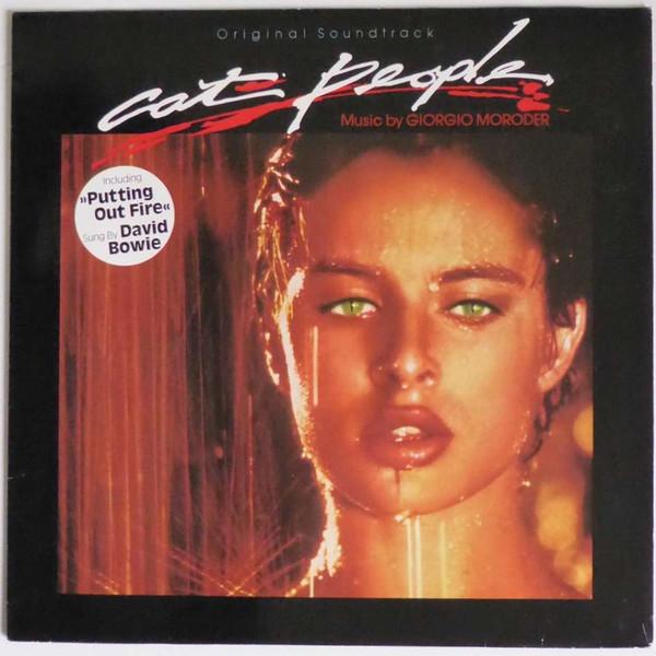 Cover Giorgio Moroder - Cat People (Original Soundtrack) (LP, Album, RP) Schallplatten Ankauf