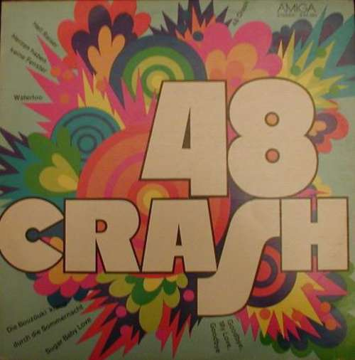 Cover zu Various - 48 Crash (LP, Comp) Schallplatten Ankauf