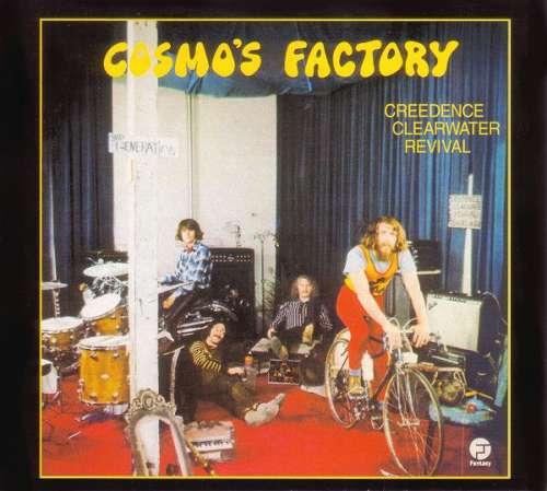 Bild Creedence Clearwater Revival - Cosmo's Factory (CD, Album, RE, RM, Dig) Schallplatten Ankauf