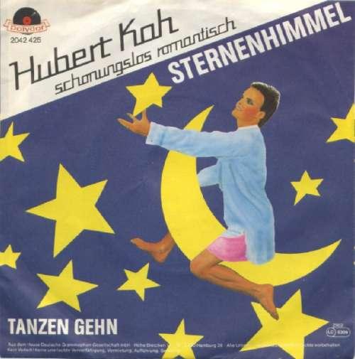 Cover Hubert Kah - Sternenhimmel (7, Single) Schallplatten Ankauf