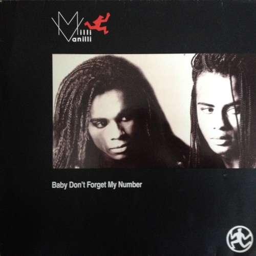 Bild Milli Vanilli - Baby Don't Forget My Number (12, Maxi) Schallplatten Ankauf