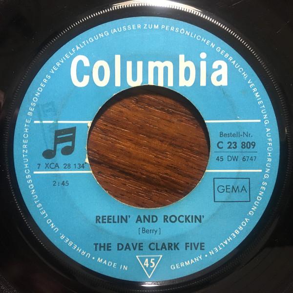 Bild The Dave Clark Five - Reelin' And Rockin' / Little Bitty Pretty One (7, Single) Schallplatten Ankauf