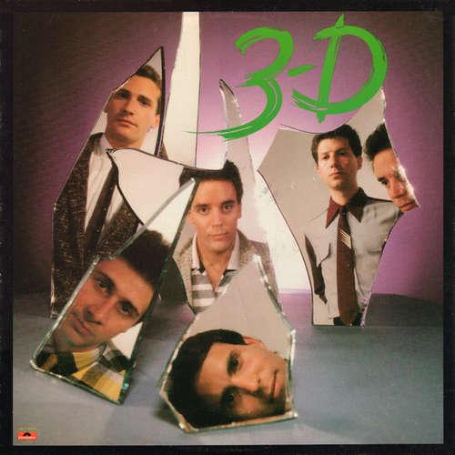 Bild 3-D (4) - 3-D (LP, Album, Hau) Schallplatten Ankauf