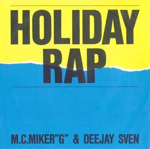 Cover M.C.MikerG & Deejay Sven* - Holiday Rap (7, Single) Schallplatten Ankauf