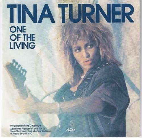 Bild Tina Turner - One Of The Living (7, Single) Schallplatten Ankauf