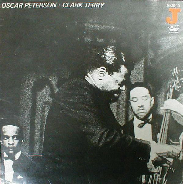 Bild Oscar Peterson / Clark Terry - Oscar Peterson - Clark Terry (LP, Album) Schallplatten Ankauf
