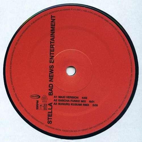 Bild Stella - Bad News Entertainment (12) Schallplatten Ankauf