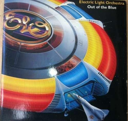 Cover Electric Light Orchestra - Out Of The Blue (2xLP, Album, Gat) Schallplatten Ankauf