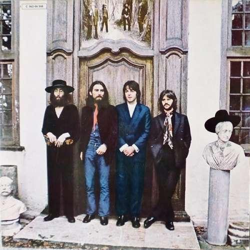 Cover Beatles, The - Hey Jude (LP, Comp) Schallplatten Ankauf