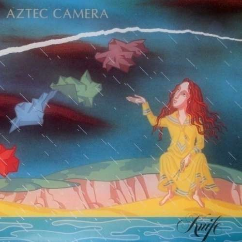 Bild Aztec Camera - Knife (LP, Album) Schallplatten Ankauf