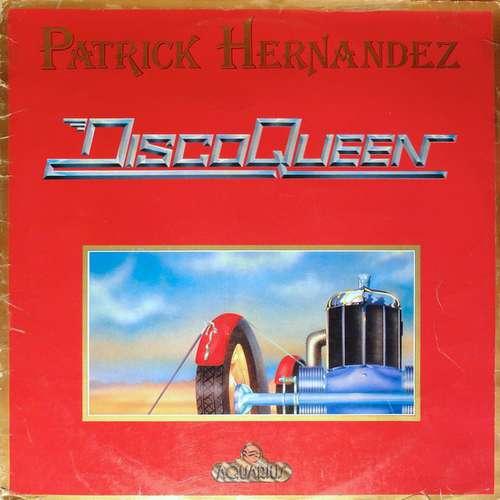 Cover zu Patrick Hernandez - Disco Queen (12) Schallplatten Ankauf